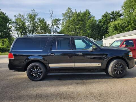 2008 Lincoln Navigator L for sale at Stans Auto Sales in Wayland MI