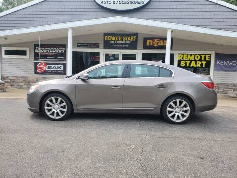 2010 Buick LaCrosse for sale at Stans Auto Sales in Wayland MI