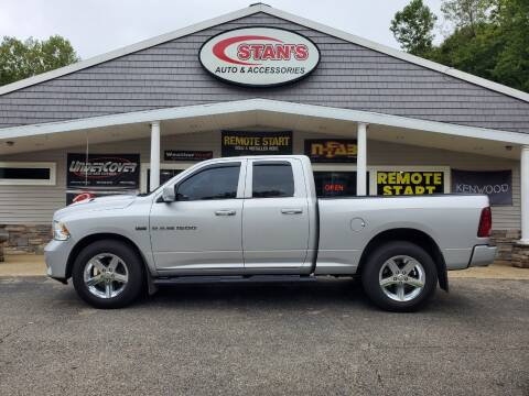 2011 RAM Ram Pickup 1500 for sale at Stans Auto Sales in Wayland MI