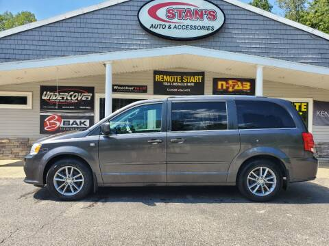 2014 Dodge Grand Caravan for sale at Stans Auto Sales in Wayland MI