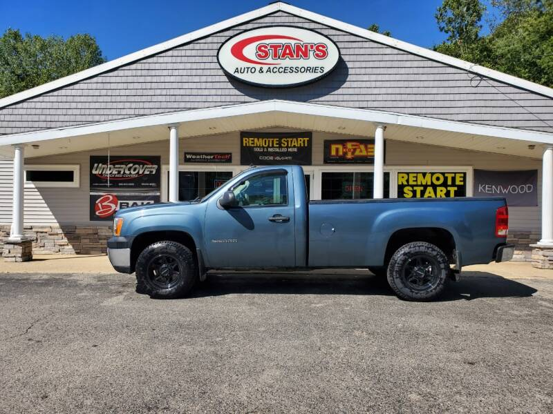 2011 GMC Sierra 1500 for sale at Stans Auto Sales in Wayland MI