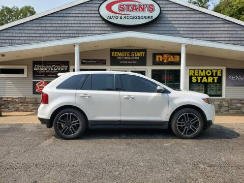 2013 Ford Edge for sale at Stans Auto Sales in Wayland MI
