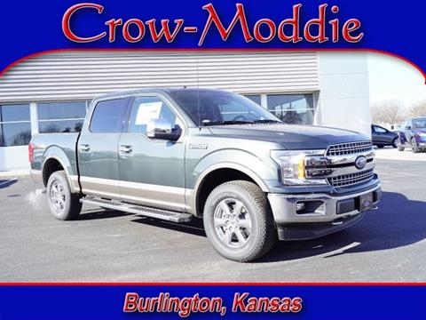 2018 Ford F-150 for sale in Burlington, KS