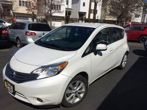 2014 Nissan Versa Note for sale at GTR Auto Solutions in Newark NJ