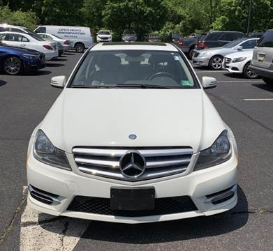 2012 Mercedes-Benz C-Class for sale in Newark, NJ