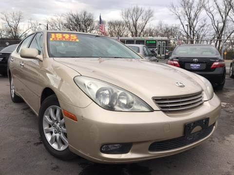 Lexus es 300 for sale in nashville tn for Electric motors nashville tn