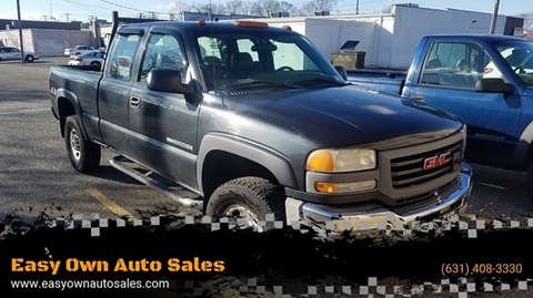2004 GMC Sierra 2500HD for sale in Patchogue, NY