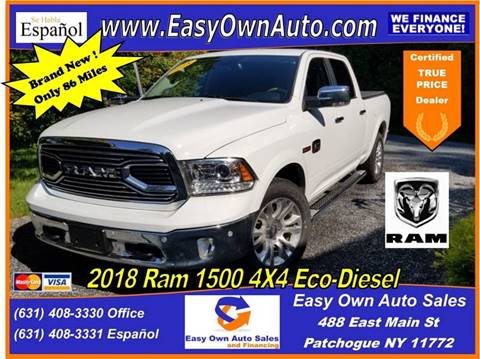 2018 RAM Ram Pickup 1500 for sale in Patchogue, NY