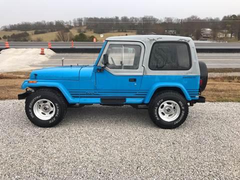 1990 Jeep Wrangler for sale in Harrison, AR