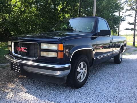 1995 GMC Sierra 1500 for sale in Harrison, AR