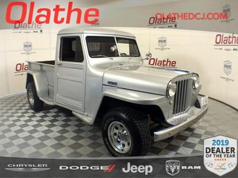 1949 Jeep Willys for sale in Olathe, KS