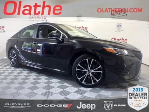 2018 Toyota Camry for sale in Olathe, KS