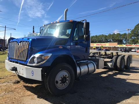 2009 International WorkStar 7500 for sale in Chesapeake, VA