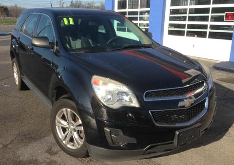 Chevrolet Equinox For Sale In Fort Wayne In