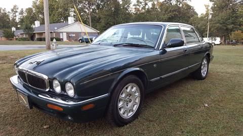 1998 Jaguar XJ-Series for sale at Fabos Auto Sales LLC in Fitzgerald GA
