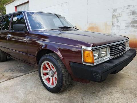 1981 Toyota Corona for sale in Fitzgerald, GA