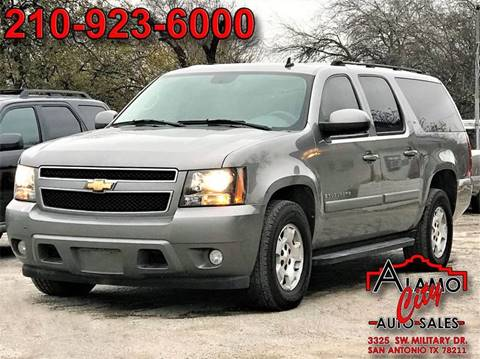 2007 Chevrolet Suburban For Sale In San Antonio Tx