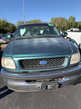 1997 Ford F-150 for sale in San Antonio, TX