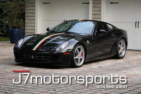 Ferrari 599 GTB Fiorano For Sale in Missouri - Carsforsale.com