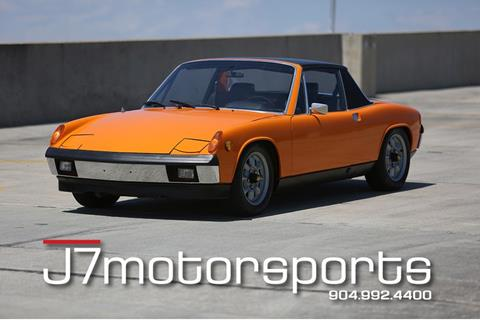 1970 Porsche 914 for sale in Jacksonville, FL