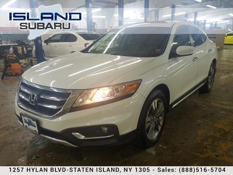 2013 Honda Crosstour for sale in Staten Island, NY