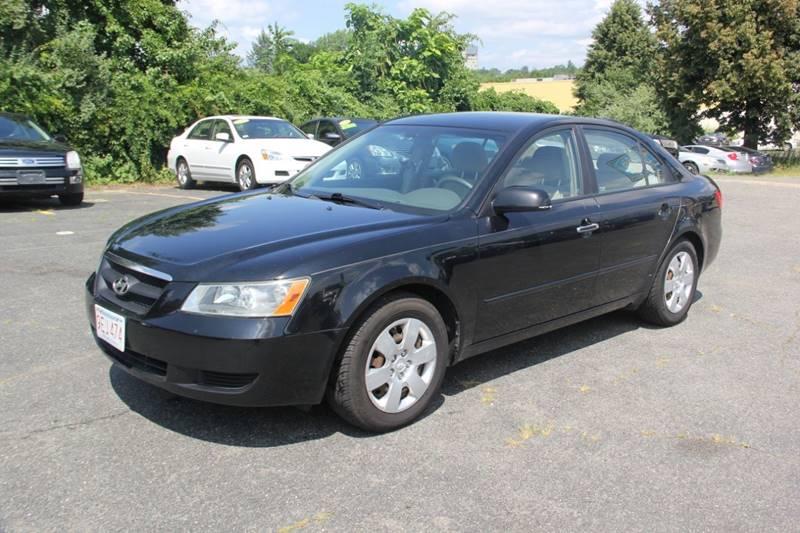 2007 Hyundai Sonata For Sale At Prestige Auto Sales In Peabody MA
