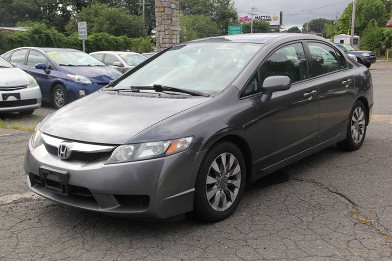 2009 Honda Civic For Sale At Prestige Auto Sales In Peabody MA