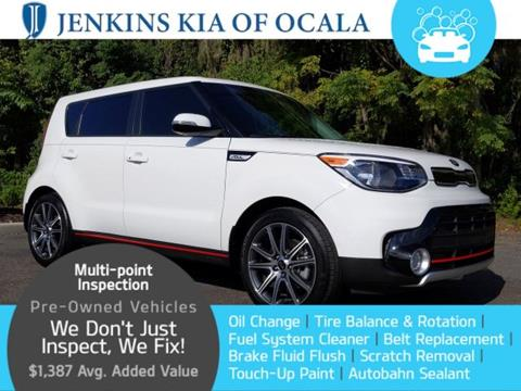 2018 Kia Soul for sale in Ocala, FL