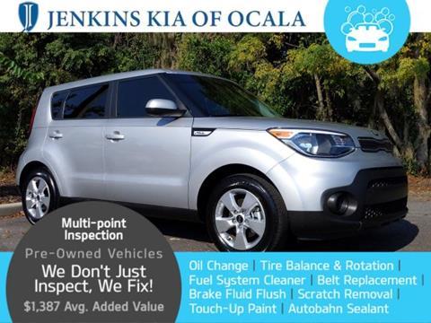2019 Kia Soul for sale in Ocala, FL
