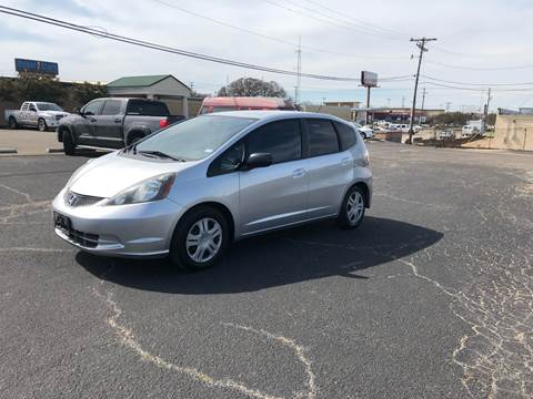 2011 Honda Fit for sale in Waco, TX
