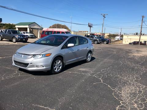 2011 Honda Insight for sale in Waco, TX