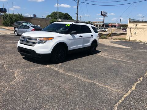 Used Cars Waco Tx >> 2014 Ford Explorer For Sale In Waco Tx