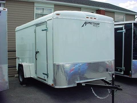 2018 Homesteader Challenger 7x12