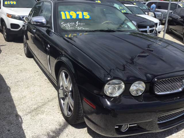 2005 Jaguar Xj Series Super V8 In Englewood Fl Nolas Auto