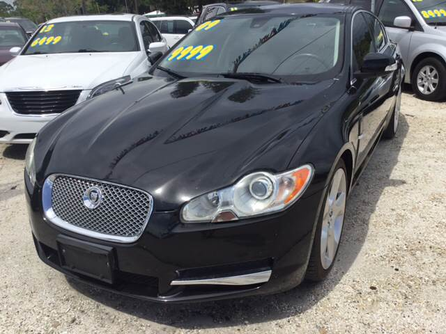 2009 Jaguar XF For Sale At Nolau0027s Auto Wholesale Outlet, Inc. In Englewood  FL