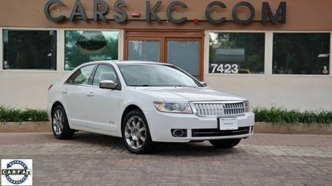 2008 Lincoln MKZ for sale at Cars-KC LLC in Overland Park KS