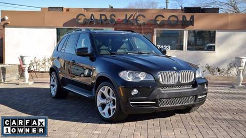 2008 BMW X5 for sale at Cars-KC LLC in Overland Park KS