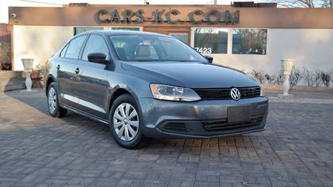 2012 Volkswagen Jetta for sale at Cars-KC LLC in Overland Park KS