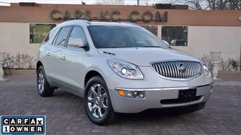2010 Buick Enclave for sale at Cars-KC LLC in Overland Park KS