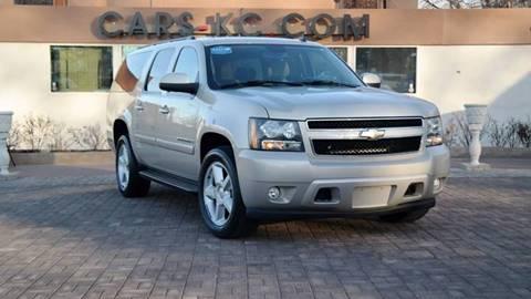 2008 Chevrolet Suburban for sale at Cars-KC LLC in Overland Park KS