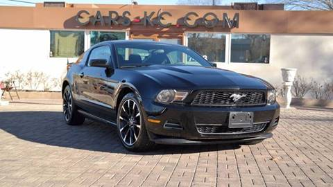 2012 Ford Mustang for sale at Cars-KC LLC in Overland Park KS