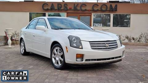2005 Cadillac CTS for sale at Cars-KC LLC in Overland Park KS