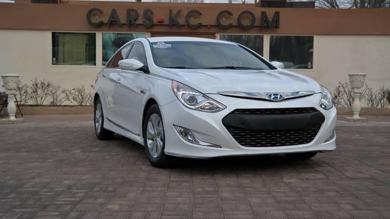 2013 Hyundai Sonata Hybrid For Sale At Cars KC LLC In Overland Park KS