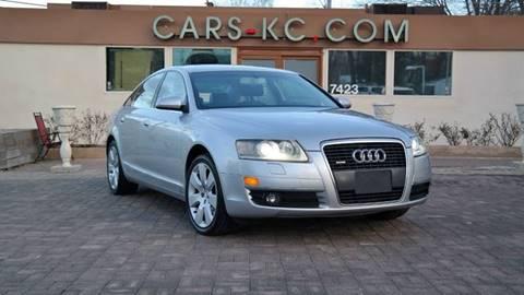 2005 Audi A6 for sale at Cars-KC LLC in Overland Park KS