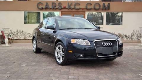 2007 Audi A4 for sale at Cars-KC LLC in Overland Park KS