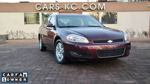 2007 Chevrolet Impala for sale at Cars-KC LLC in Overland Park KS