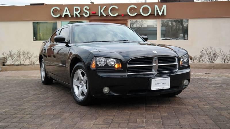 2010 Dodge Charger for sale at Cars-KC LLC in Overland Park KS