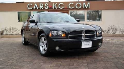 2010 Dodge Charger for sale at Cars-KC LLC in Overland Park KS