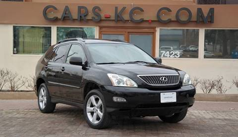 2004 Lexus RX 330 for sale at Cars-KC LLC in Overland Park KS