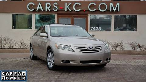 2007 Toyota Camry for sale at Cars-KC LLC in Overland Park KS